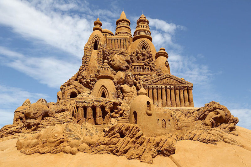 atlantis-sand-sculpture